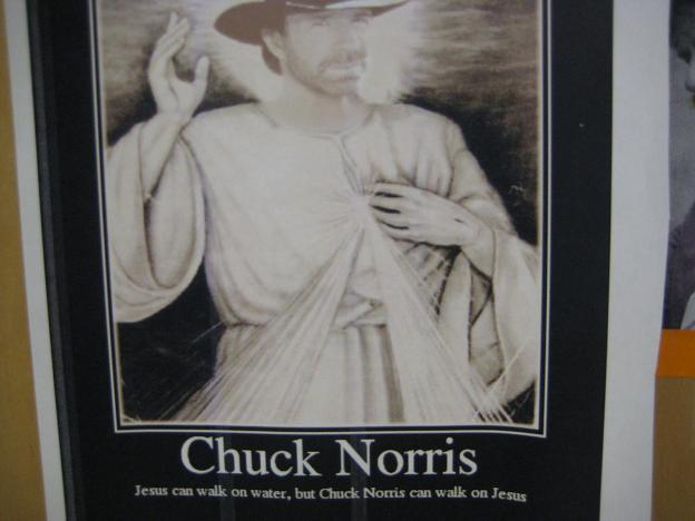 Chuck-Saint